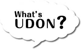 What's UDON?